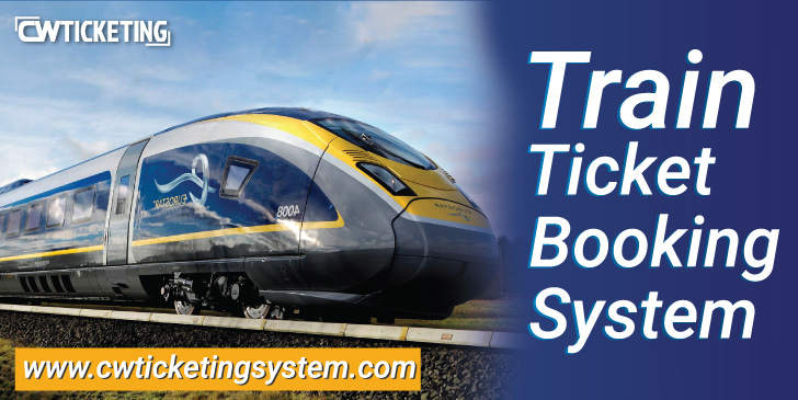 train booking system blog